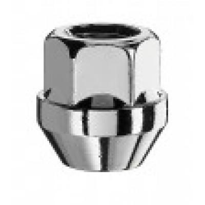 колесные Гайки 12х1,25 L21 открытая 19 ключ крепления для колесных дисков