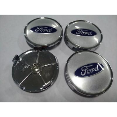 Колпачок в диск FORD 68/62 серый заглушка