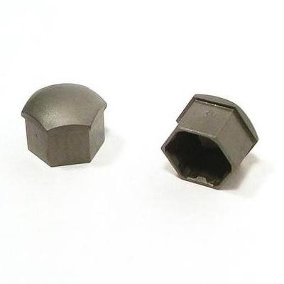 Колпачки на болты пластик черный (20шт) под 21 голову заглушка