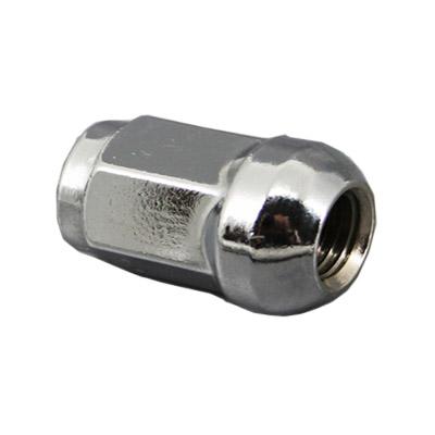 колесные Гайки 14х1,5 L35 Сфера 19 ключ Хром крепления для колесных дисков
