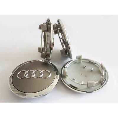 Колпачки на диски Audi 69/56 4B0601170A заглушка