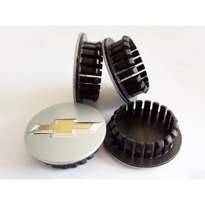 Колпачки на диски Chevrolet (58/46) заглушка