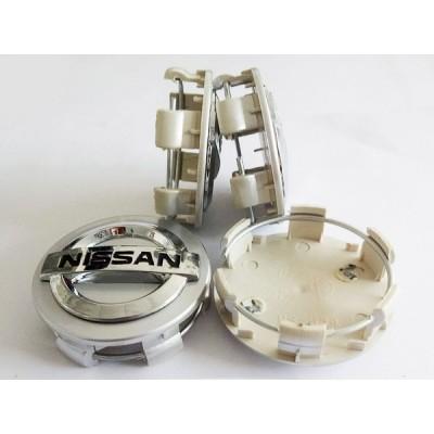 Колпачки на диски Nissan 59/55 заглушка