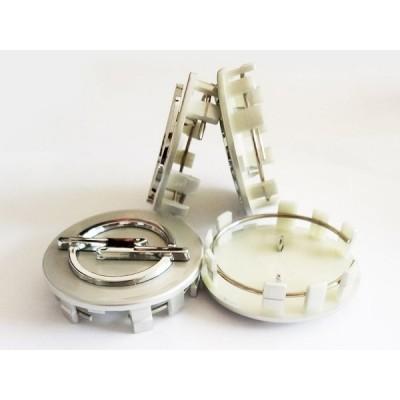 Колпачки на диски Opel (58/55) заглушка