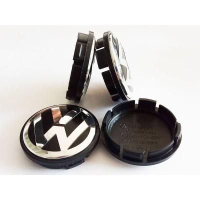 Колпачок в диск Volkswagen 56/52мм 1J0601171 заглушка