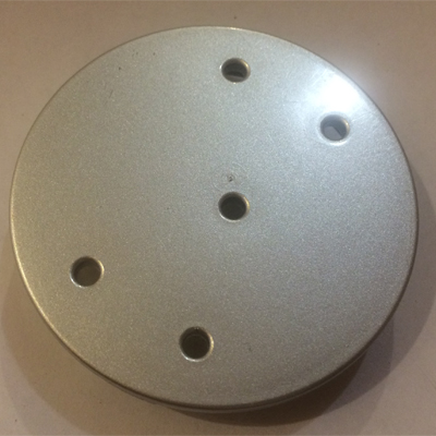 Колпачок в диск D=57мм плоская bc606 заглушка