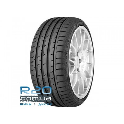 Continental ContiSportContact 3 245/50 ZR18 100Y N0 в Днепре