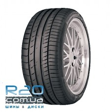 Continental ContiSportContact 5P 255/35 ZR19 96Y Run Flat SSR M0