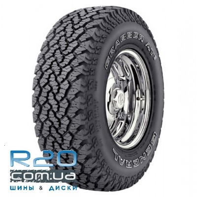 General Tire Grabber AT2 265/75 R16 121/118R в Днепре