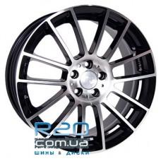 Racing Wheels H-408 7x16 5x108 ET40 DIA67,1 (BK-F/P)