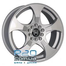 Marcello MR-34 7x16 5x100/112 ET38 DIA73,1 (silver)
