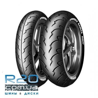 Dunlop Sportmax D207 190/50 ZR17 73W в Днепре