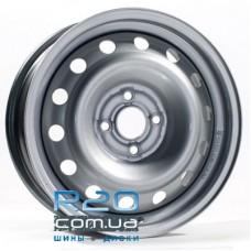 Steel Toyota 6x15 4x100 ET45 DIA54,1 (silver)