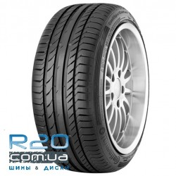 Continental ContiSportContact 5 285/45 ZR20 112Y XL AO