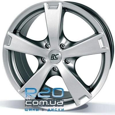 RC Design RC-09 7x15 5x110 ET38 DIA65,1 (CSS1) в Днепре