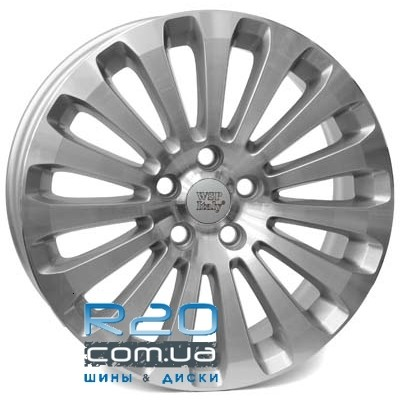 WSP Italy Ford (W953) Isidoro 7x17 5x108 ET52,5 DIA63,4 (silver polished) в Днепре