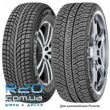 Michelin Latitude Alpin LA2 265/60 R18 114H XL