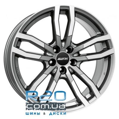 Alutec Drive 9x20 5x112 ET52 DIA66,6 (metal grey front polished) в Днепре