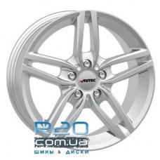 Autec Kitano 8x17 5x120 ET30 DIA72,6 (brilliant silver)