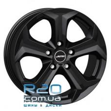 Autec Xenos 8,5x18 5x112 ET27 DIA66,6 (matt black)