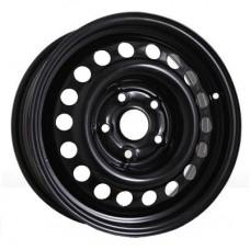 Steel H125 6x15 5x114,3 ET45 DIA67,1 (black)