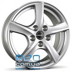 Borbet TL2 7x17 5x108 ET50 DIA63,4 (brilliant silver)