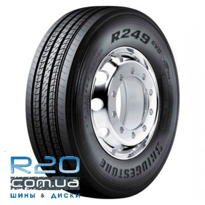 Шины Bridgestone R249 Evo Ecopia (рулевая) в Днепре