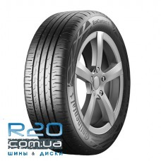 Continental EcoContact 6 205/55 ZR16 91W Run Flat SSR *