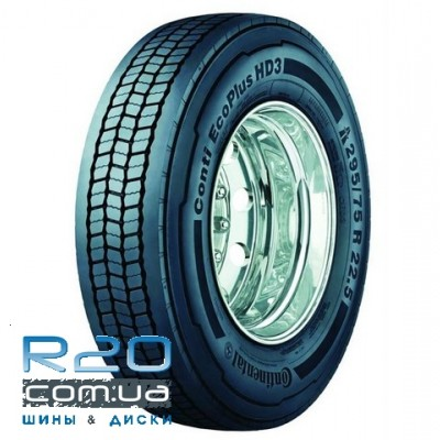 Continental HD3 Eco Plus (ведущая) 315/60 R22,5 152/148L в Днепре