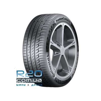 Continental PremiumContact 6 275/40 ZR21 107Y XL в Днепре