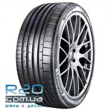 Continental SportContact 6 255/40 ZR19 100Y XL