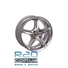 DJ 329 7x17 5x112 ET35 DIA72,6 (silver)