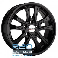 Disla Evolution 6,5x15 5x114,3 ET35 DIA67,1 (black)