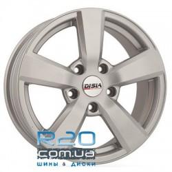 Disla Formula 7x16 5x112 ET38 DIA66,6 (silver)