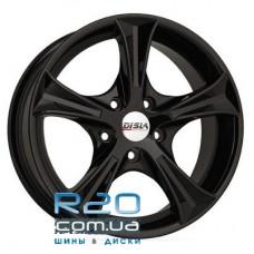 Disla Luxury 6x14 4x100 ET37 DIA67,1 (black)