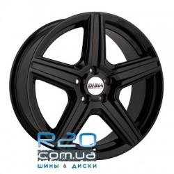 Disla Scorpio 8x18 5x112 ET42 DIA66,6 (black)