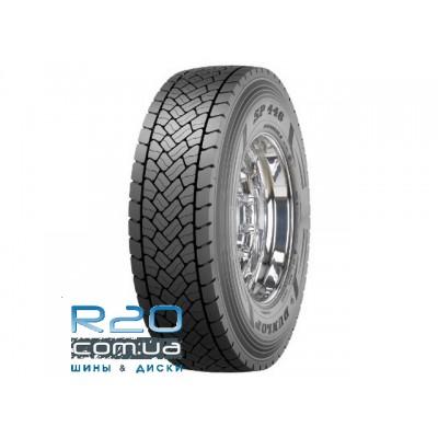 Dunlop SP 446 (ведущая) 265/70 R19,5 140/138M в Днепре