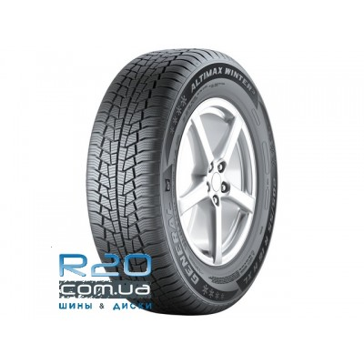 Шины General Tire Altimax Winter 3 в Днепре