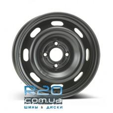 ALST (KFZ) 8055 Peugeot 6x15 4x108 ET23 DIA65,1 (black)