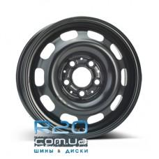 ALST (KFZ) 8220 Mercedes Benz 5,5x15 5x112 ET54 DIA66,6 (black)