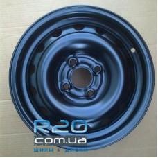 Кременчуг К220 (Chevrolet) 5x13 4x100 ET45 DIA56,6 (black)