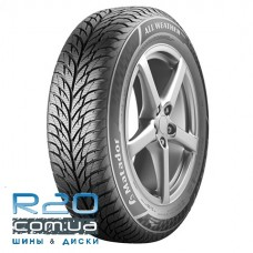 Matador MP-62 All Weather Evo 195/65 R15 91H