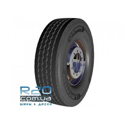 Шины Michelin X Works HD Z (рулевая) в Днепре