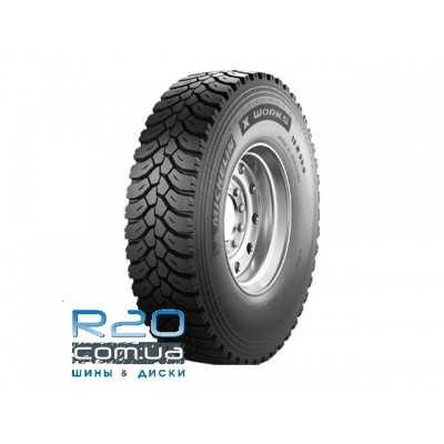 Michelin X Works XDY (ведущая) 315/80 R22,5 156/150K в Днепре