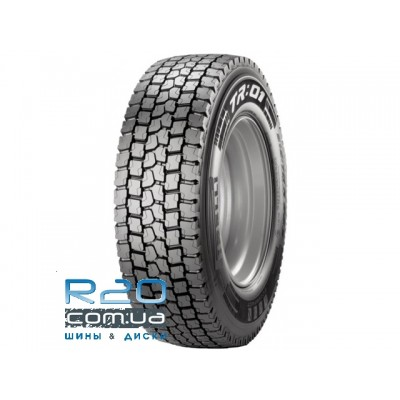 Pirelli TR 01 (ведущая) 295/80 R22,5 152/148M в Днепре