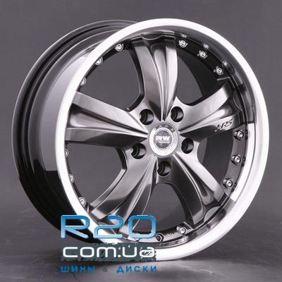 Racing Wheels H-302 7x16 5x114,3 ET40 DIA73,1 (SPT/ST) в Днепре