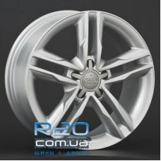 Replica Audi (A34) 8x18 5x112 ET45 DIA66,6 (flat grey)