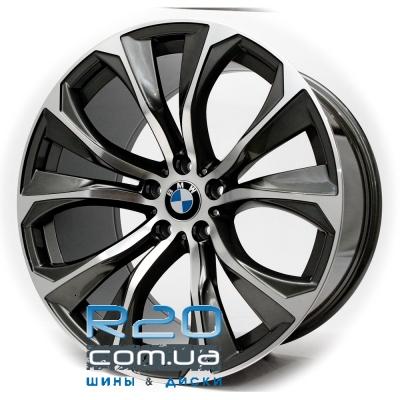 Replica BMW (RX250) 11,5x21 5x120 ET38 DIA74,1 (GMF) в Днепре