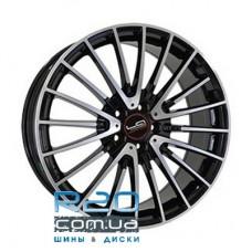 Replica Mercedes (MR532) 8,5x20 5x112 ET29 DIA66,6 (BKF)