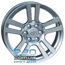 Replica Toyota (TY268) 7,5x17 6x139,7 ET25 DIA106,1 (silver)